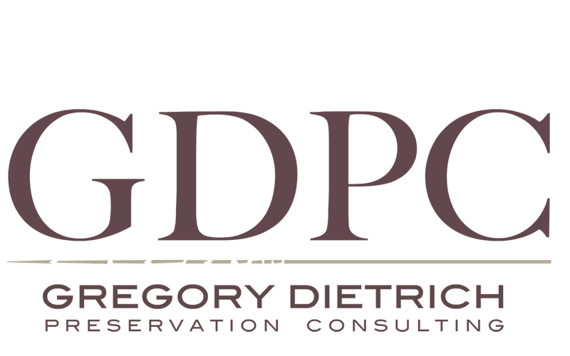 Gregory Dietrich Preservation Consulting